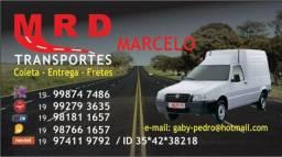 Mrd Transportes; Carretos e Fretes