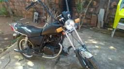 Moto intruder 125 custon - 2006