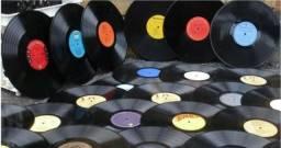 Discos de vinil (LP's) para artesanato