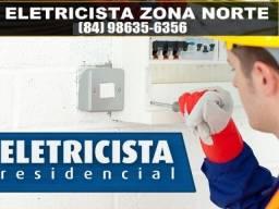 Eletricista Zona Norte