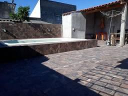Casa com piscina próxima ao morro do Cristo até 16 pessoas réveillon