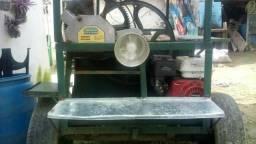 Carroça de caldo de cana