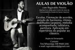 Quer aprender a tocar Violão?