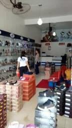 Loja de calçados completa