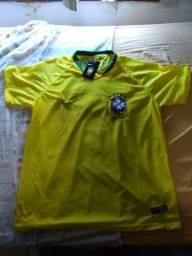 Camisa 1 do Brasil Modelo 2018