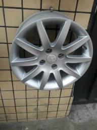 Rodas Peugeot aro 16