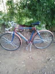 Bicicleta antiga francesa automoto aro 28