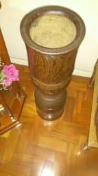 Pilao de madeira sucupira
