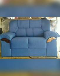 Jogo de sofá 2 e 3 lugares