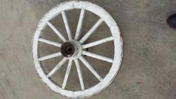 Roda de carroça 70cm