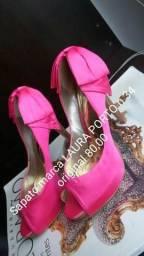 Sapato marca Laura Porto festa n 34