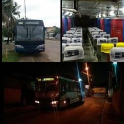 Aluguel de ônibus - 2002