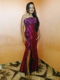 Aluguel vestido