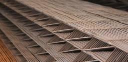 Lajes treliçadas em tijolo R 22,50 , Lajes treliçadas em isopor R 24,00