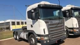 Caminhões da transportadora pra frente Brasil - 2009