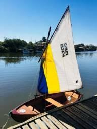 Veleiro Classico Shellback Dinghy - Excelente para aprender a velejar com estilo - 2012