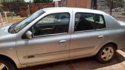 Renault Clio sedan completo(leia o anúncio) - 2008