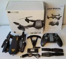 Drone Visuo com câmera