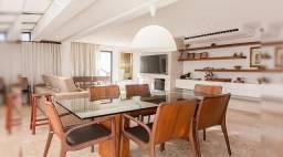 Cobertura com 3 dormitórios à venda, 435 m² por R$ 3.200.000,00 - Bigorrilho - Curitiba/PR
