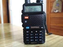 Rádio Baofeng Dual Band Uv-5r comprar usado  Indaial