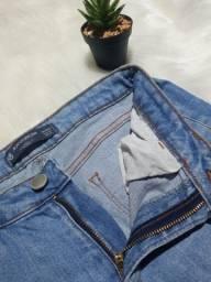 Calça jeans skinner
