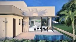 Lançamento Casa Alto Padrão - Condomínio Fechado Jardins Genova