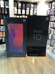 Xiaomi Mi Note 10 128 Gb 6 Ram Versão Global Pronta entrega Loja fisica em santos?