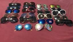 Óculos diversas marcas para revenda
