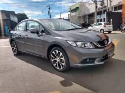 HONDA CIVIC 2014/2015 2.0 LXR 16V FLEX 4P AUTOMÁTICO - 2014