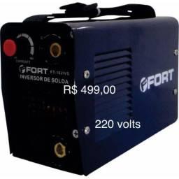 Inversor De Solda 5800W Hobby 220V - novo na embalagem