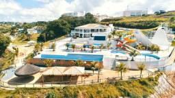 Resort do Lago Apto 57m2(Apenas uma COTA) 1 Dorms+ 1 Suíte Vista para o Lago,Lazer Complet