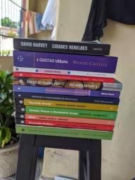 Livros de Serviço Social, Sociologia, ficção e afins