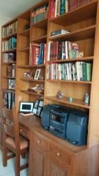 Estante biblioteca