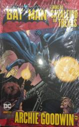 Revista HQ do Batman.