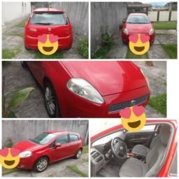 Carro Fiat Punto 1.8 2011