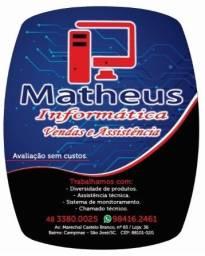 Matheus Informática - PC Gamer