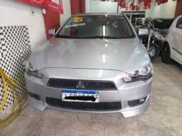 Mitsubishi Lancer troco e financio aceito carro ou moto maior ou menor valor
