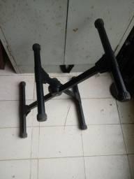 Pedestal suporte para caixa
