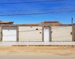 Casa na Baraúnas, 03 quartos