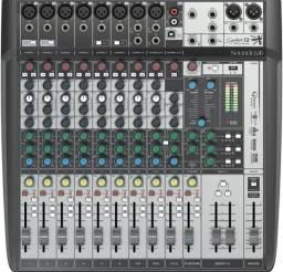 <br><br>Mesa De Som Soundcraft Signature 12 Mtk Nf-e Garantia 1 Ano<br><br>