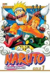 Mangás Naruto Gold
