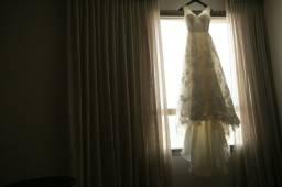 Vestido de noiva deslumbrante Pronovias Espanha P