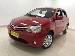 Etios Hatch XLS 1.5 2015 - O mais completo da categoria