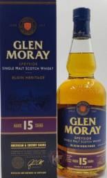 Whisky GLEN MORAY 15