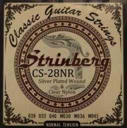 Encordoamento violão tensão Normal Strinberg
