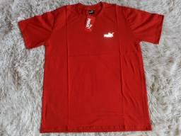 Camisa Nike e Puma por 30,00