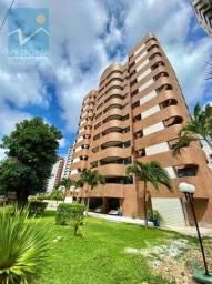 Apartamento com 4 dormitórios para alugar, 160 m² por R$ 2.000,00/mês - Guararapes - Forta