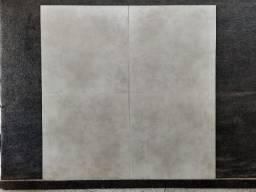 Promoçao Piso Extra Cimento Cinza 56x56 - R$ 35,00 a vista/ 36,90 Parcelado