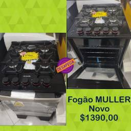 Fogão MULLER 4bocas