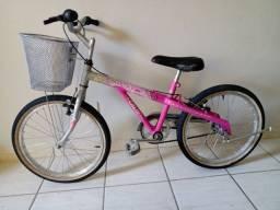 Bicicleta aro 20 em bom estado
